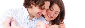 Lavado nasal en bebés