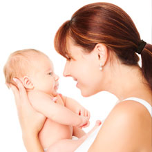 Fisioterapia en bebés para prevenir y tratar cólicos del lactante, gases, mocos, etc.