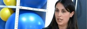 Diana Sánchez en 13tv