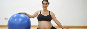 Fisioterapia embarazadas Madrid