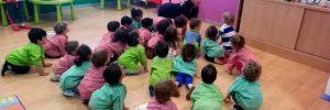 Taller de fisioterapia infantil